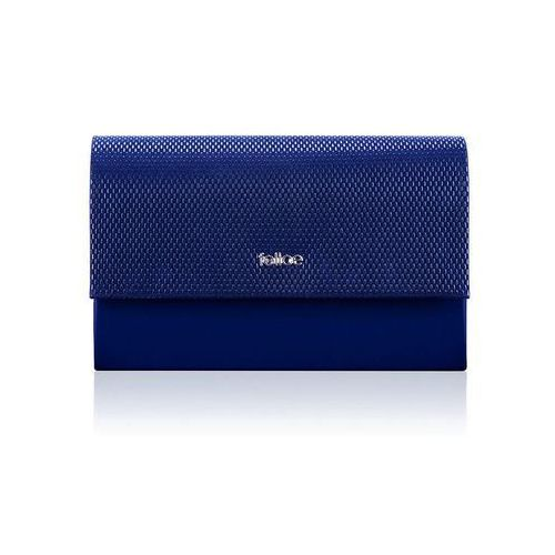 Granatowa damska kopertówka Felice F13B, kolor niebieski