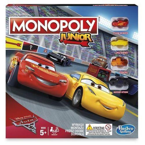 Monopoly Junior Auta 3 - Hasbro, 5_596612