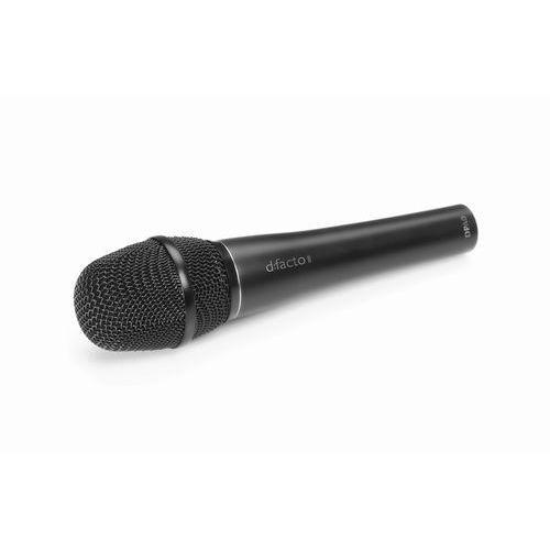 """Dpa d:facto ii - najwyższej jakości mikrofon wokalowy do ręki -5% na pierwsze zakupy z kodem """"start""""!"""
