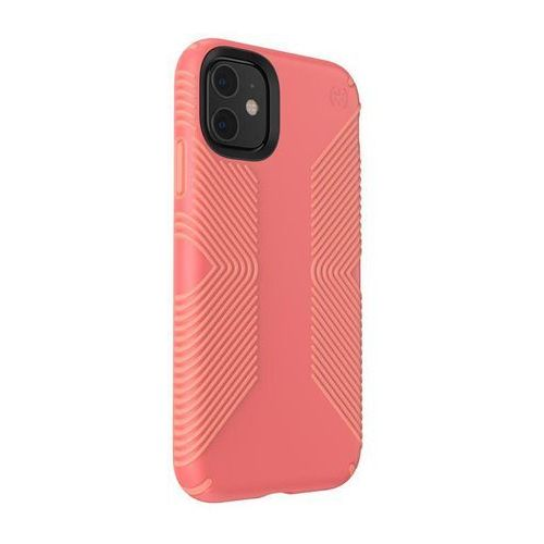 Speck presidio grip - etui iphone 11 (parrot pink/papaya pink)