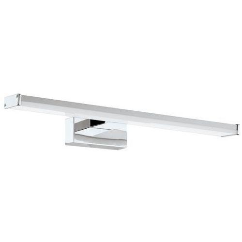 Kinkiet Eglo Pandella 1 96064 lampa ścienna 1x7,4W LED IP44 chrom / biały