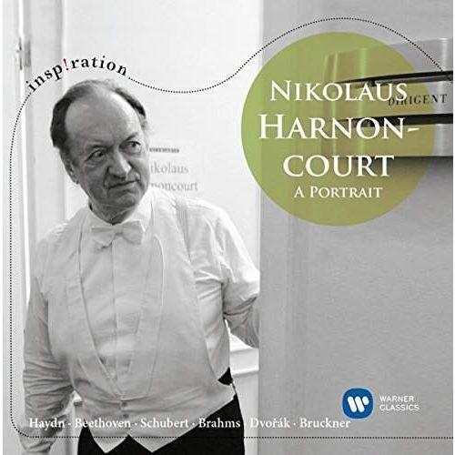 Nicholas Harnoncourt - NIKOLAUS HARNONCOURT: A PORTRAIT (0825646175123)
