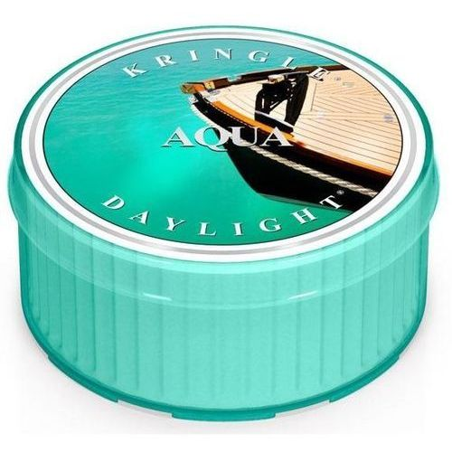KRINGLE CANDLE ŚWIECA 35G AQUA, 846853043838