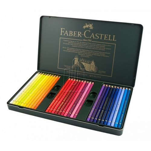 Faber-castell Kredki polychromos , 60 kolorów