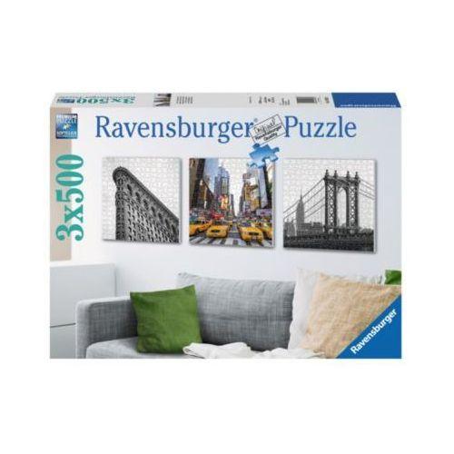 RAVEN. 3X500 EL. Nowy Jork