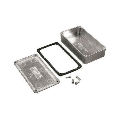 Hammond electronics Obudowa uniwersalna aluminium 222 x 146 x 106 mm,  1550wh, 1 szt., kategoria: pozostała elektryka