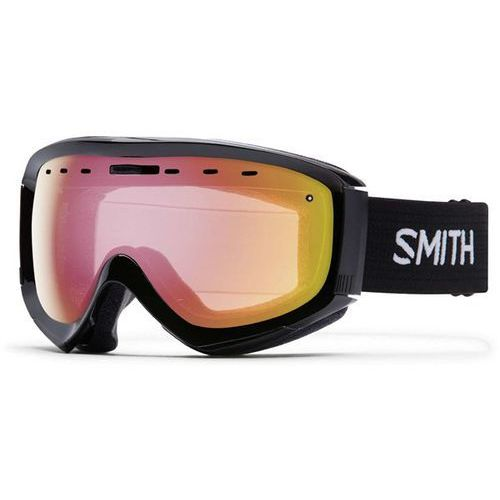gogle snowboardowe SMITH - Prophecy Otg Black Red Sensor Mirror (99BY) rozmiar: OS