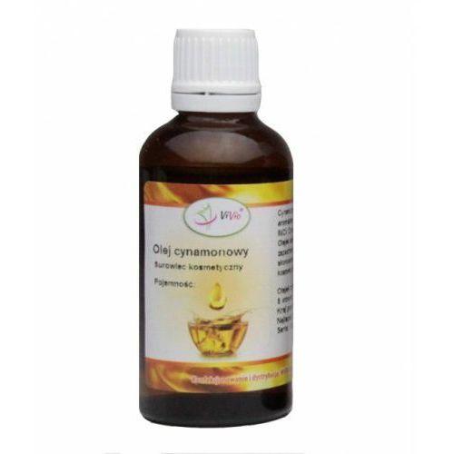 Olejek cynamonowy surowiec kosmetyczny 50 ml marki Vivo