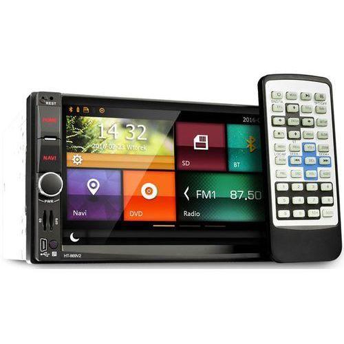 Vordon Radio samochodowe ht-869v2 + kamera cofania cp2in1 + zamów z dostawą jutro! + darmowy transport!