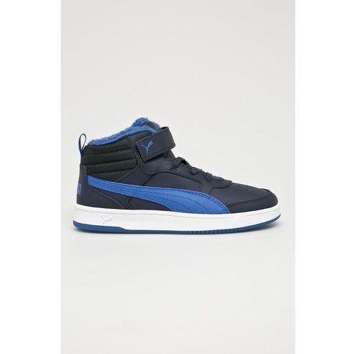 - buty dziecięce rebound street v2 marki Puma
