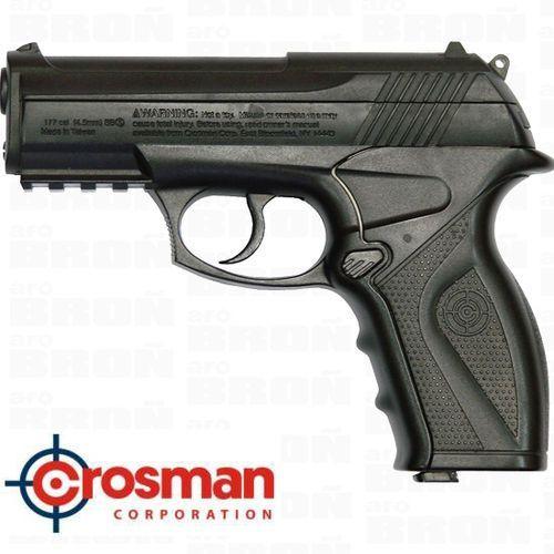 Pistolet wiatrówka c11 na co2 półautomat marki Crosman