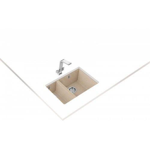 zlew podwieszany square 2b 560 tg beżowy marki Teka