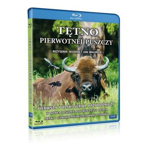 Tętno pierwotnej puszczy (Blu-ray) - Dostawa zamówienia do jednej ze 170 księgarni Matras za DARMO