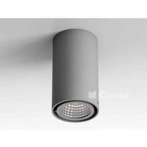 Lampa sufitowa tuz h2sh, t019h2sh+ marki Cleoni