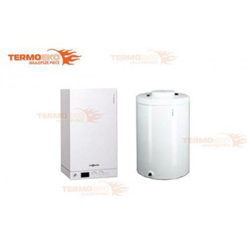 Kocioł gazowy kondensacyjny jednofunkcyjny VIESSMAN VITODENS 100-W 19 kW + zbiornik Vitocell 100 L, 8269-70283