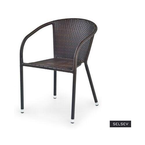 Halmar Selsey krzesło ogrodowe mesia