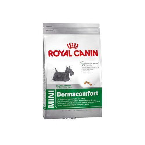 ROYAL CANIN MINI DERMACOMFORT 4 KG