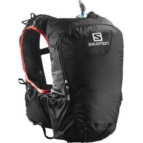 Salomon skin pro 15 plecak czarny 2018 plecaki biegowe (0887850829018)