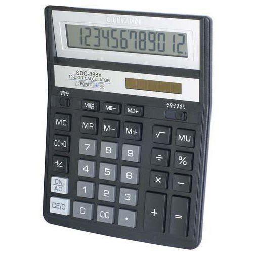 OKAZJA - kalkulator biurowy szkolny sdc-888 marki Citizen