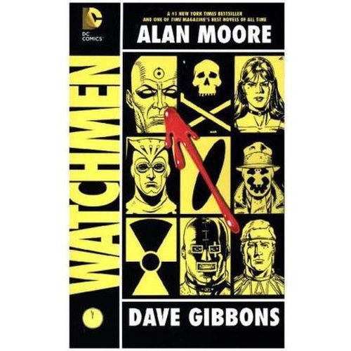 Watchmen TP International Edition (9781401248192)