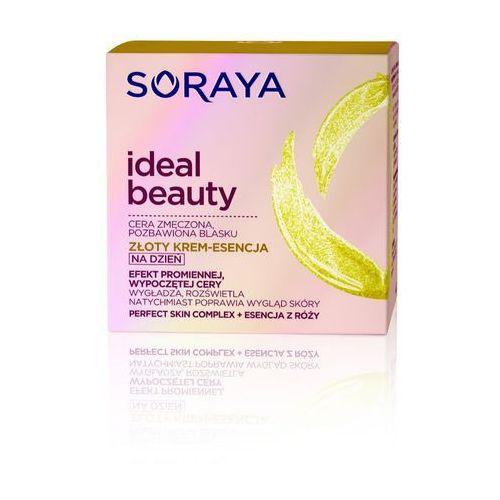 Soraya *ideal beauty krem-esensja złota - soraya od 24,99zł darmowa dostawa kiosk ruchu