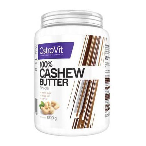 OstroVit 100% Cashew Butter Smooth - 1000g