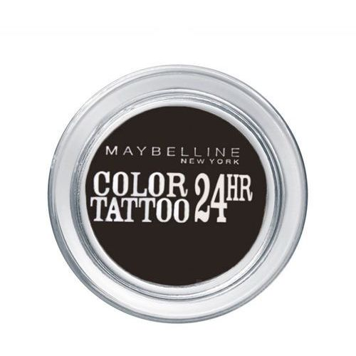 MAYBELLINE Eye Studio Color Tattoo 24 HR cien do powiek w kremie 60 Timeless Black 4ml