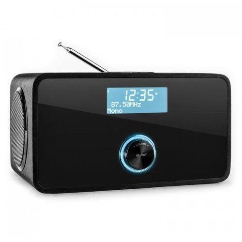 Dabstep dab/dab+ radio cyfrowe bluetooth fm rds bud marki Auna