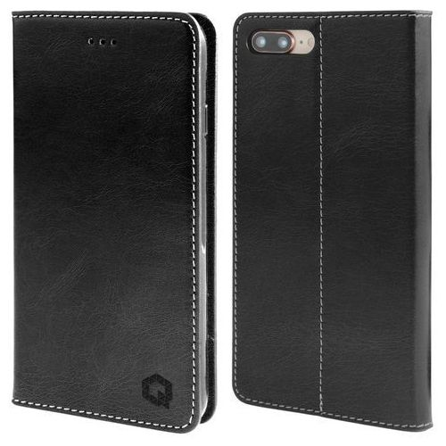 Etui flip case qult do iphone 7/8 plus 5.5 czarny marki Kltrade
