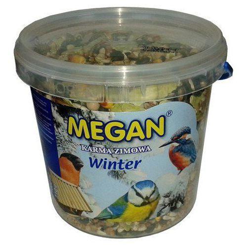 OKAZJA - karma dla ptaków zimowych 1l winter [me23] od producenta Megan