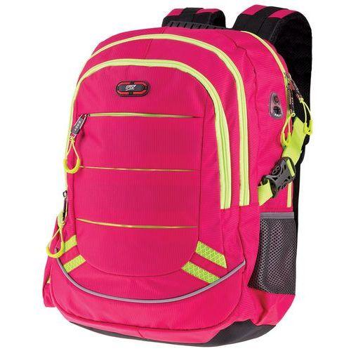 Plecak szkolno-sportowy SPOKEY 837993 Różowy - sprawdź w wybranym sklepie