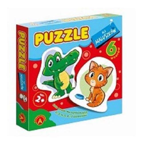 Alexander Puzzle dla maluszków krokodyl (5906018017328)