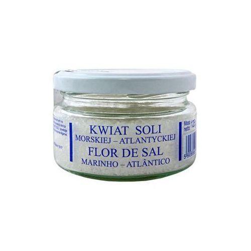 Viands (soki, musli, mąka z kasztanów) Kwiat soli morskiej atlantyckiej 125 g - viands