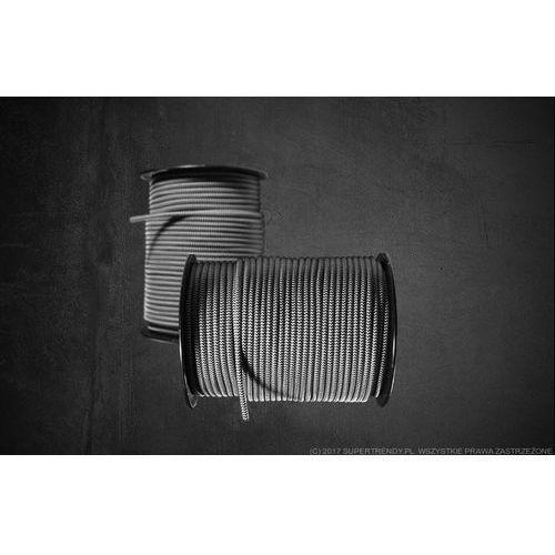 Kabel w oplocie kbo-26 black-white marki Oldlight