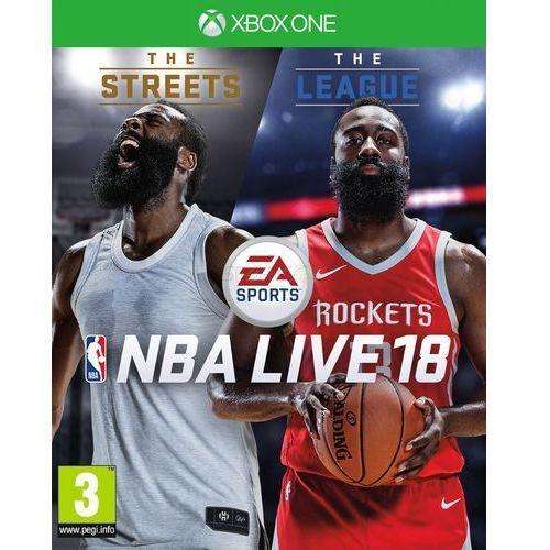 OKAZJA - NBA Live 18 (Xbox One)