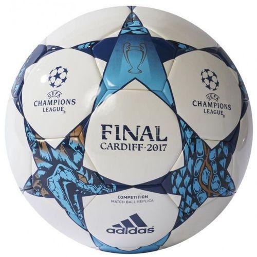 Piłka nożna adidas Champions League Finale 17 Cardiff Competition AZ5201 izimarket.pl