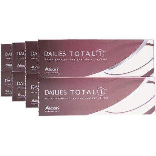 Soczewki kontaktowe Dailies TOTAL 1 30szt