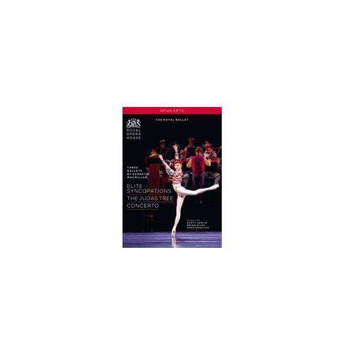 Macmillan: Three Ballets - Concerto, Elite Syncopations, The Judas Tree (0809478010388)
