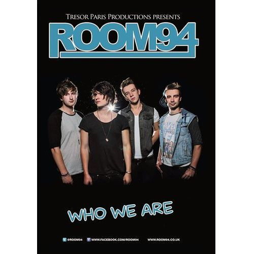 Room 94 - Who We Are DVD, 5902114891893