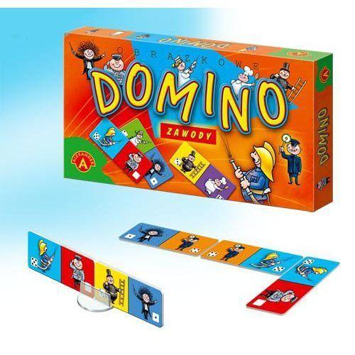 Alexander, gra logiczna Domino obrazkowe Zawody, WGALXR0UE009904 (5718511)