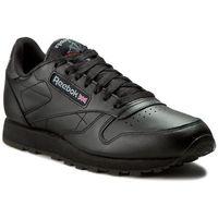 Buty Reebok - Cl Lthr 2267 Black, kolor czarny
