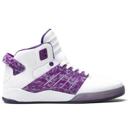 buty SUPRA - Skytop Iii White/Purple (WPU)