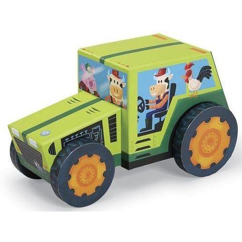Puzzle i zabawa Traktor 24, AM_0732396405168