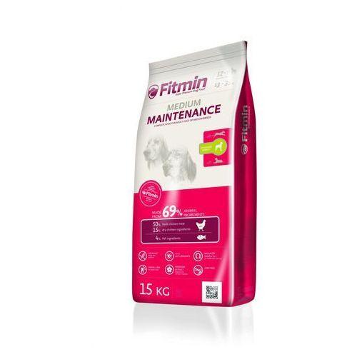 medium maintenance 15 kg marki Fitmin