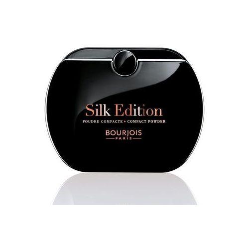 Bourjois Silk Edition Compact Powder - Puder w kompakcie 51 Porcelain, 5,8 g (3052503685106)