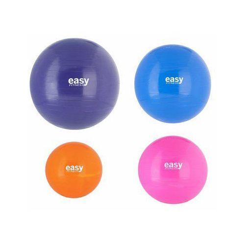 Easy fitness Piłka gimnastyczna 75 cm (fioletowy)