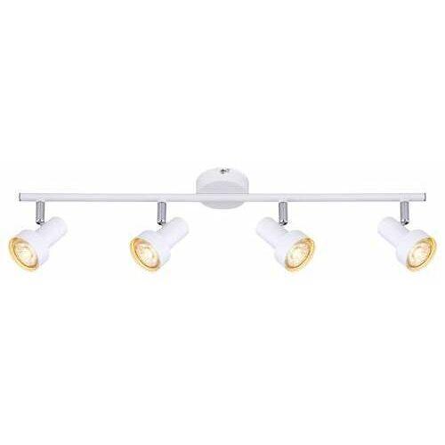 Rabalux konrad 5357 plafon lampa sufitowa 4x50w gu10 biały (5998250353579)