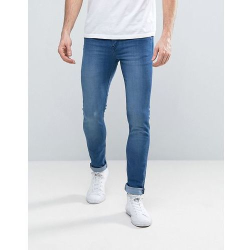 Cheap Monday Tight Jeans Fresh Blue Wash - Blue