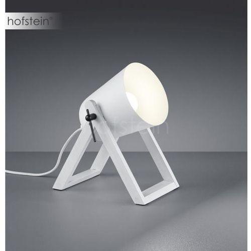 Reality marc lampa stołowa biały, 1-punktowy - nowoczesny - obszar wewnętrzny - marc - czas dostawy: od 3-6 dni roboczych (4017807369632)