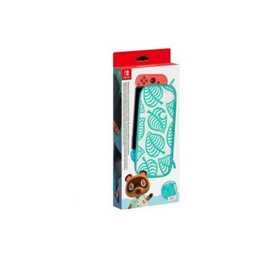 Nintendo Etui switch carrying case animal crossing: new horizons edition